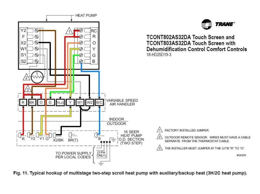 trane ac thermostat. trane air conditioner wiring diagram on images free fedders download for residential handler ac thermostat