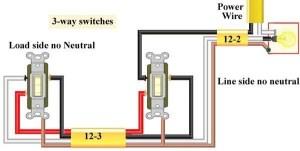 Leviton 3 Way Switch Wiring Diagram | Fuse Box And Wiring