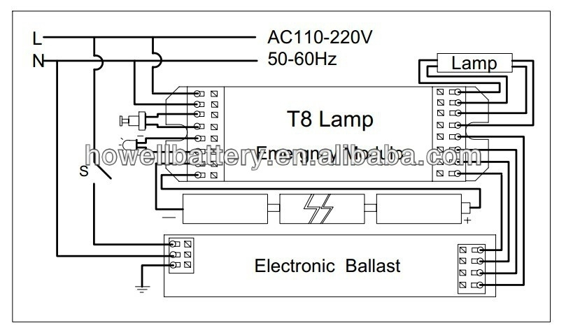Hps Ballast Wiring Diagram Electrical And Electronic