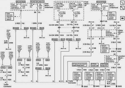 2004 Silverado Wiring Diagram 1500 on trailer wiring harness autozone