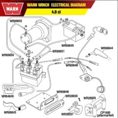 Mile Marker 8000 Winch Wiring Diagram Of Lymph Nodes In Neck And Head 32 Images Solenoid Facbooik Within
