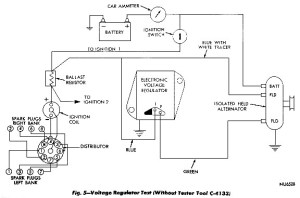 1974 Dodge Alternator Wiring Diagram | Fuse Box And Wiring