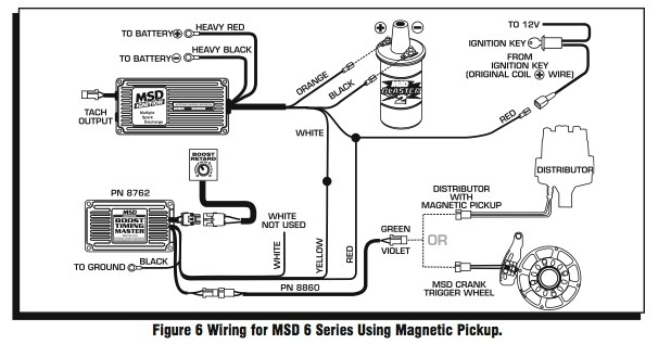 Msd 6Aln Wiring Diagram Chevy Facbooik Inside Msd Ignition