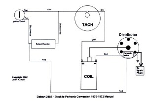 1974 Datsun 260Z Wiring Diagram | Fuse Box And Wiring Diagram