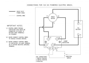 Kfi Winch Contactor Wiring Diagram | Fuse Box And Wiring Diagram