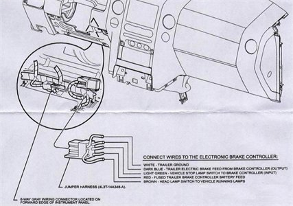 Reese Brake Control Wiring Diagram Questions & Answers