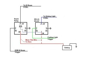 12 Volt Relay Wiring Diagram | Fuse Box And Wiring Diagram