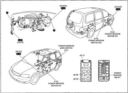 Solved: Fuse & Wiring Diagram N/s Passenger Electric