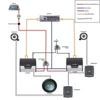 sub and amp wiring diagram     sub amp wiring diagram wiring diagram for sub and amp      sub amp wiring diagram wiring