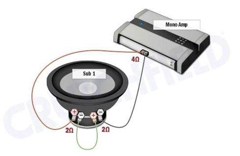 subwoofer wiring diagrams intended for 4 ohm dual voice coil subwoofer wiring diagram?resize\=489%2C318\&ssl\=1 voice coil subwoofer wiring diagram voice wiring diagrams subwoofer wiring diagram dual 2 ohm at bakdesigns.co