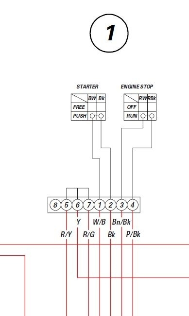 Open Close Stop Switch Wiring Diagram 3 Button Garage Door