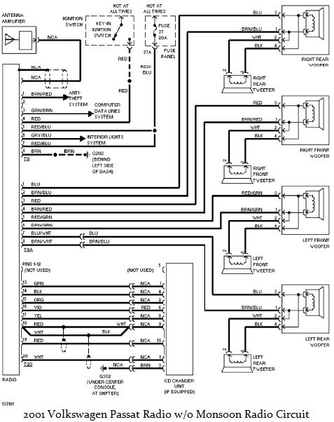 vw polo wiring diagram radio volks wagen free wiring diagrams regarding 2000 vw jetta radio wiring diagram vw jetta stereo wiring diagram vw wiring diagrams instruction 2003 hyundai santa fe monsoon stereo wiring diagram at n-0.co