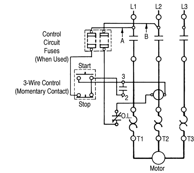 Wiring A 480V Motor. Wiring Diagram Images Database