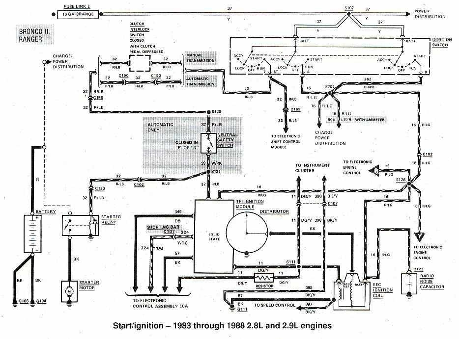 Wiring Diagram 1984 Ford F150. Wiring. Wiring Diagram