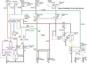 2001 Honda Accord Tail Lights Wiring Diagram | Fuse Box