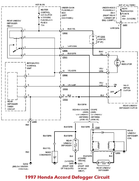 1997 honda prelude stereo wiring diagram bmw diagrams 2000 accord ac | fuse box and