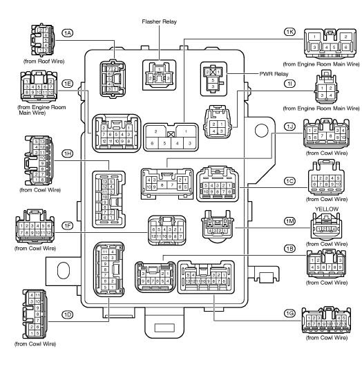 Wiring Diagram For 2001 Toyota Tacoma