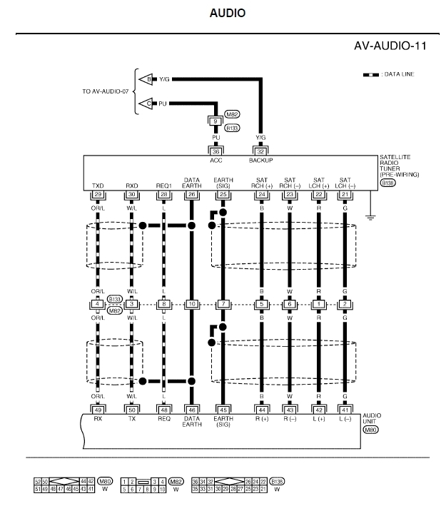 ipod speaker wiring diagram