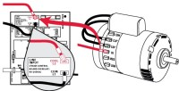Wiring Diagram For Furnace Blower Motor throughout Furnace ...