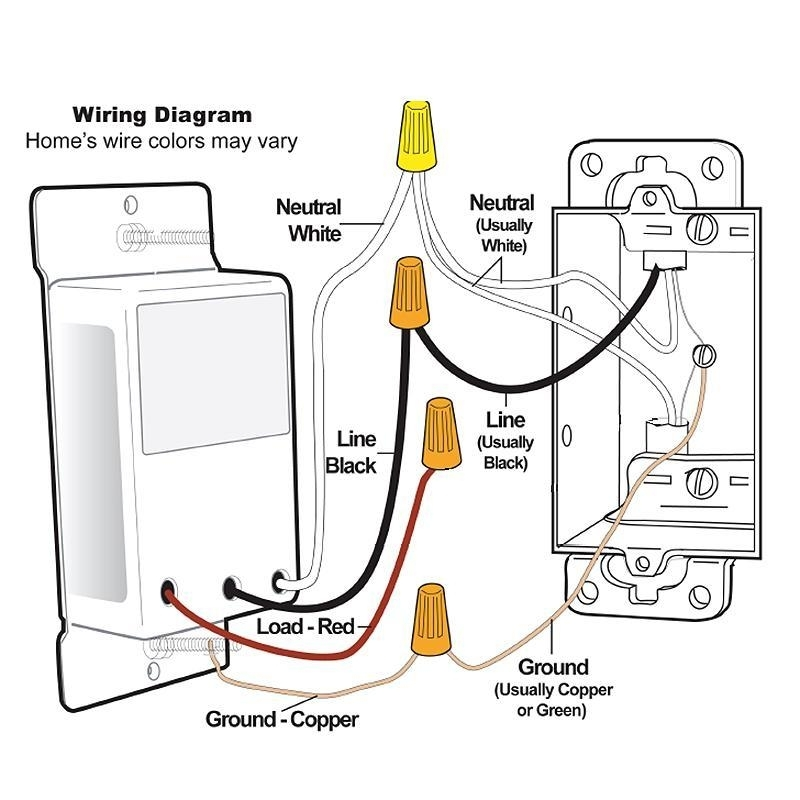 Leviton Occupancy Switch Wiring Diagram Leviton Vacancy