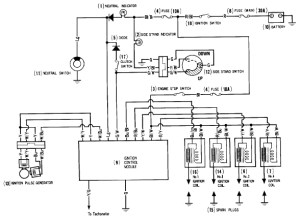 2000 Honda Cr V Ignition Wiring Diagram | Fuse Box And