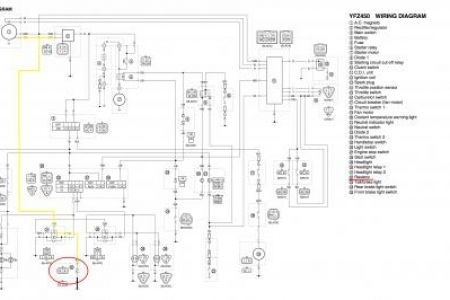 2006 yfz 450 wiring diagram vw polo yfz450 auto electrical related with