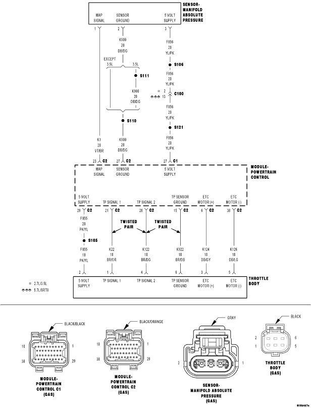 Dodge magnum wiring diagram