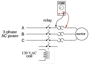 3 Phase Ac Voltage Electrical Wiring Diagrams | Fuse Box And Wiring Diagram
