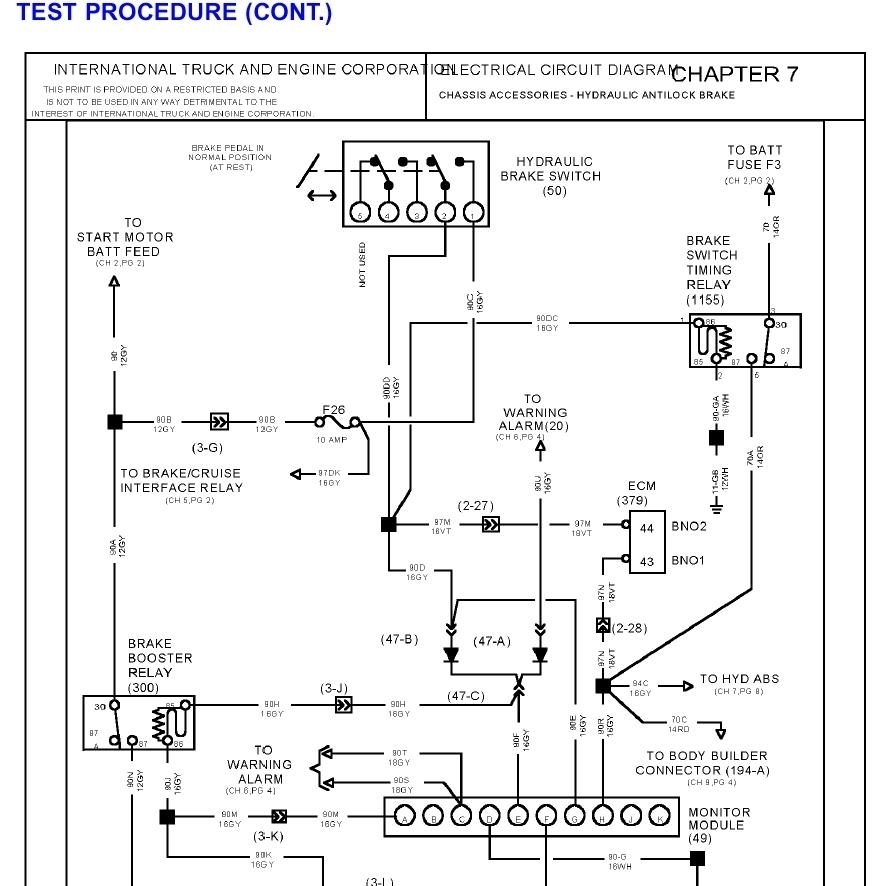4700 international truck wiring diagrams wiring diagram and fuse throughout 4700 international truck wiring diagrams international truck wiring diagram 1991 dolgular com International Truck Electrical Diagrams at reclaimingppi.co