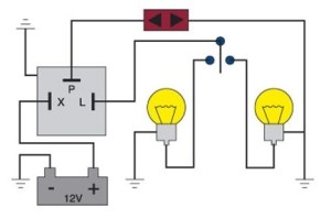 3 Pin Flasher Relay Wiring Diagram | Fuse Box And Wiring