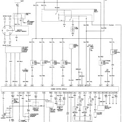 1997 Acura Integra Radio Wiring Diagram 4 Pin Indicator Relay 1991 Honda Accord In Fmx650 - 96 Air ...