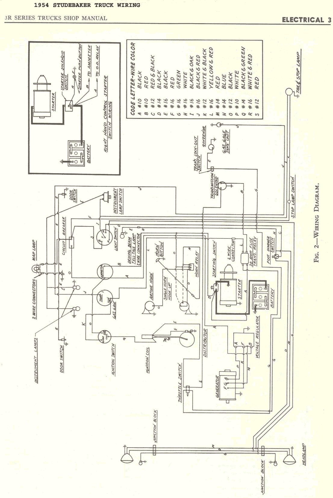 wiring connection diagram dual battery system 6 volt positive ground fuse box and