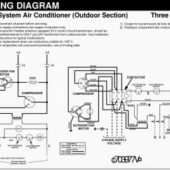 Rheem Central Air Conditioning Wiring Diagram Honeywell Thermostat 4 Wire Electrical Diagrams For Systems