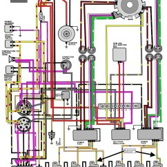 Marine Tech Fuel Gauge Wiring Diagram For Refrigerator 76 Evinrude Fuse Box And