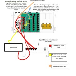 Leviton Wiring Diagram 2002 Mercury Sable Belt Phone Jack Fuse Box And