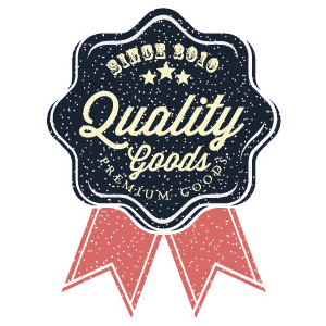 Quality products since 2010