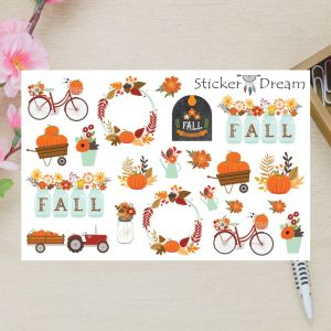 Sticker Dream - Super Fall