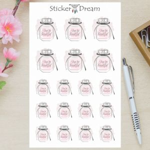 Sticker Dream - Cartela You Are Beautiful