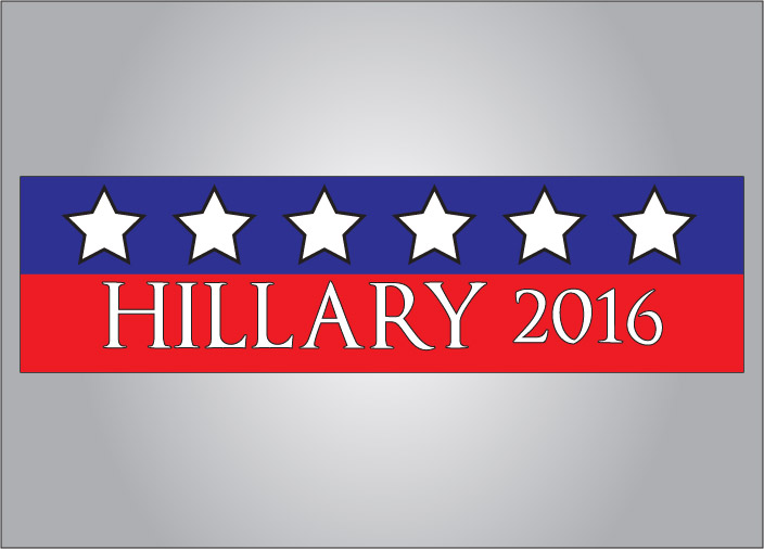 vote hillary 2016 political