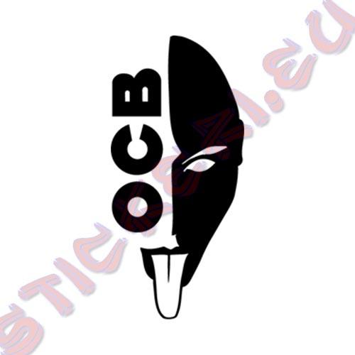 Стикер за кола OCB