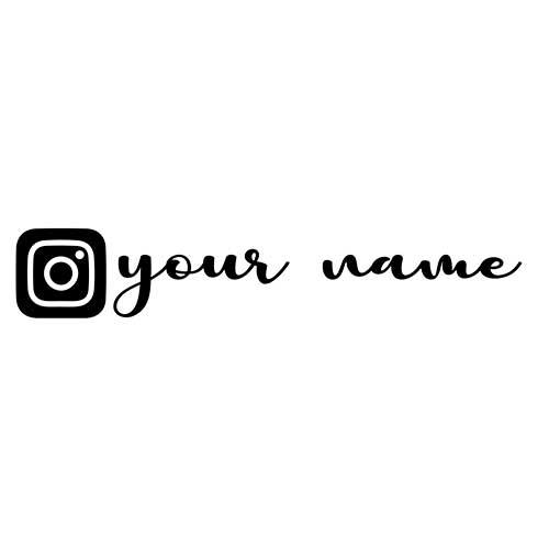 ла с твоето Instagram име - 6