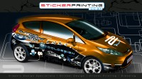 Vehicle Wrapping - STICKER PRINTINGT-shirts & stickers ...