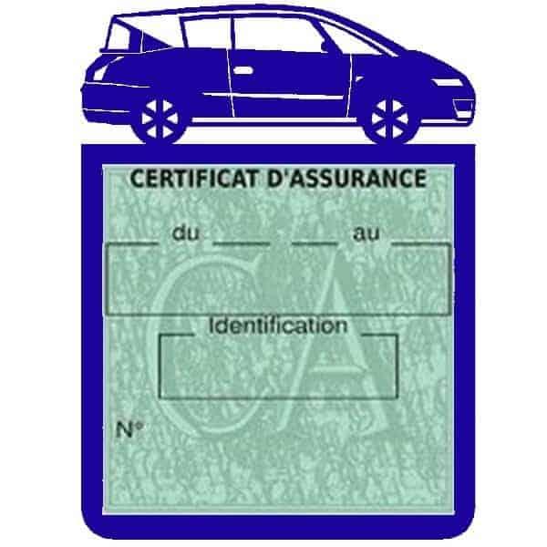 Vignette assurance voiture AVANTIME Renault bleu foncé