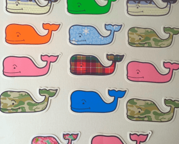 Get Vineyard Vines Sticker Free