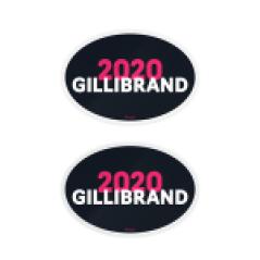 Kristen Gillibrand 2020 Stickers