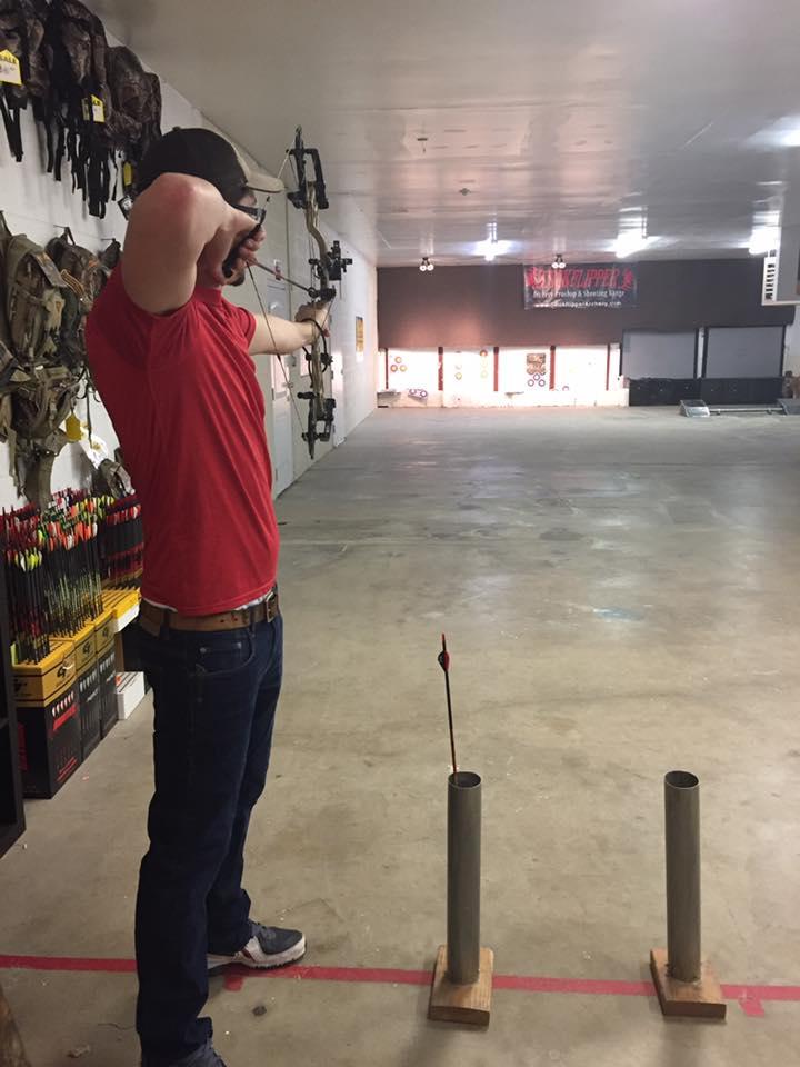 Stickflipper Archery