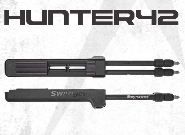 Hunter 42 Swagger Bipod