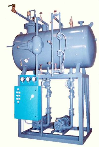 200 Series Spray Type Deaerators