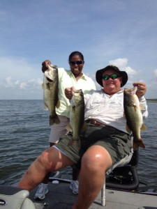 Stick Marsh Fishing at its BEST