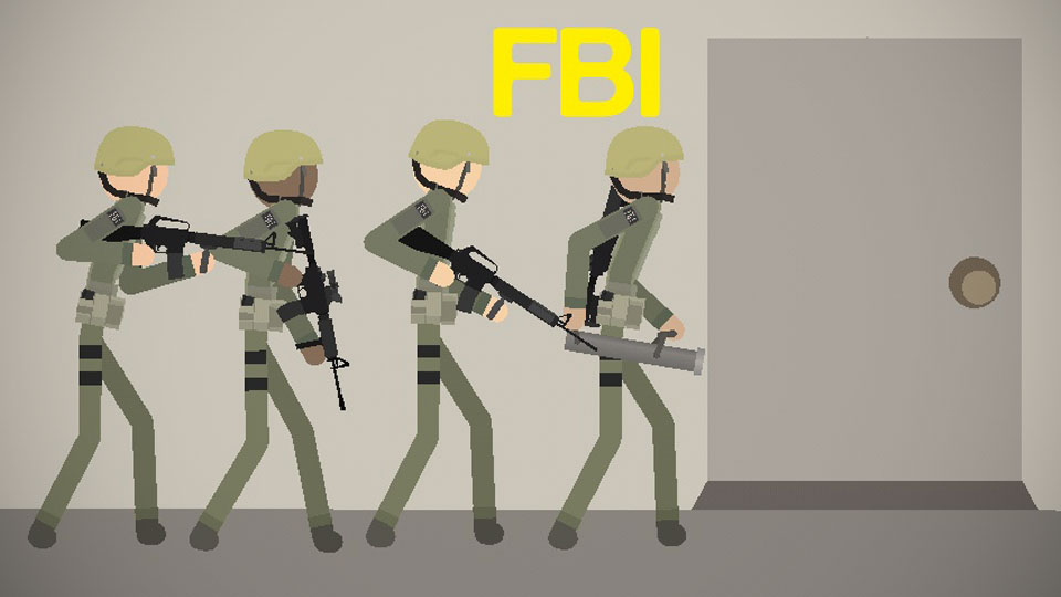 Fbi Swat Raid Meme Gif   Humoursen